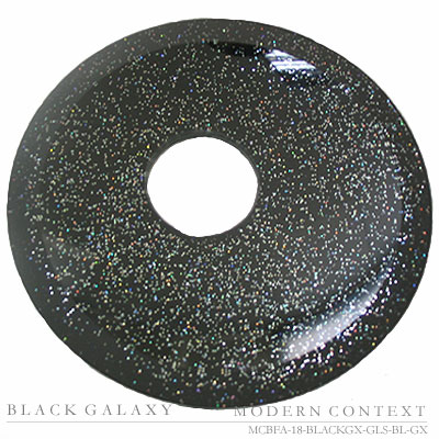 Waterfall Faucet Glass replacement in Granite Black Galaxy Color